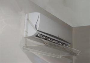 Deflector pentru aer conditionat